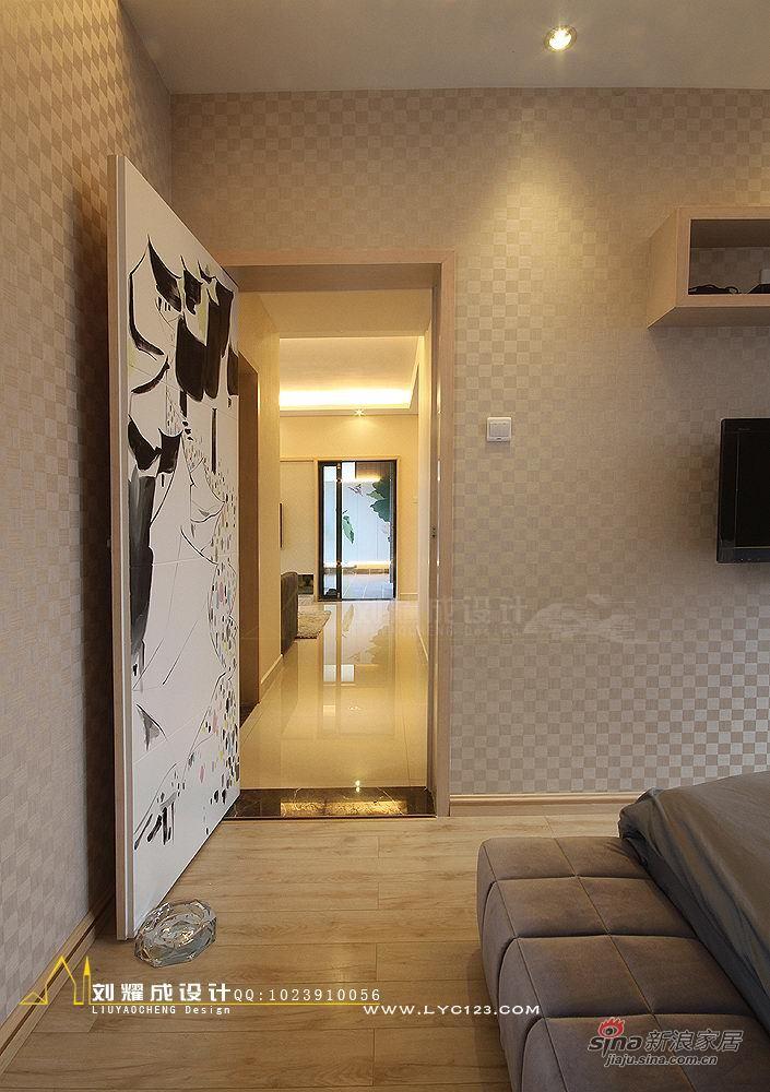 简约 三居 玄关图片来自用户2739153147在【高清】10万打造90平米质感优雅的呼吸空间62的分享