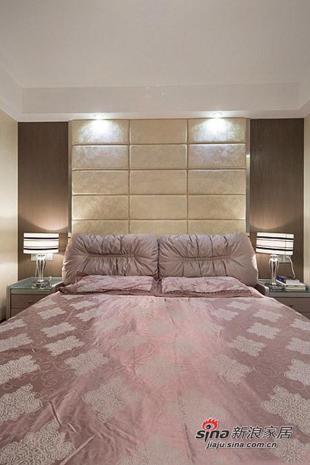 简约 二居 卧室图片来自用户2745807237在4.5万改造85平现代简约婚房93的分享