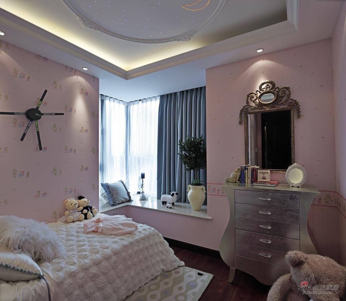 简约 四居 儿童房图片来自用户2739081033在【高清】21万装修140平米大户型17的分享