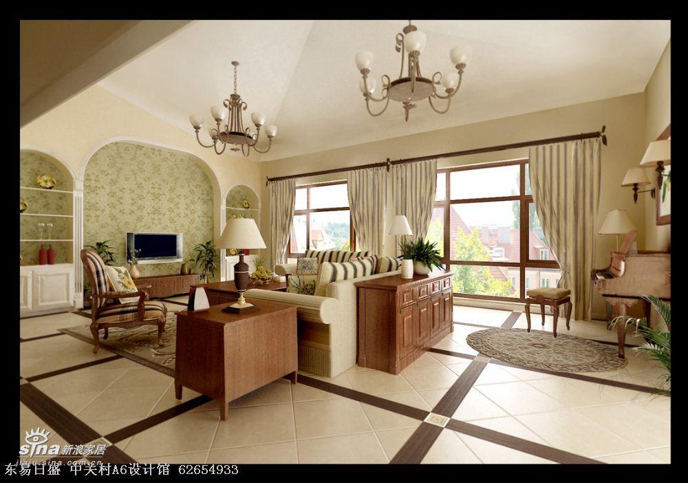 简约 四居 客厅图片来自用户2737782783在万城华府尚园11号楼1单元82的分享