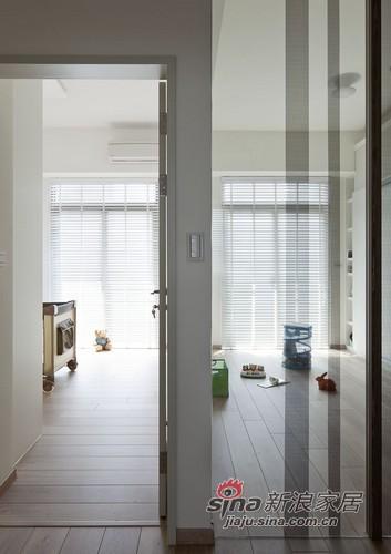 简约 三居 客厅图片来自用户2559456651在打造现代的住宅公寓80的分享