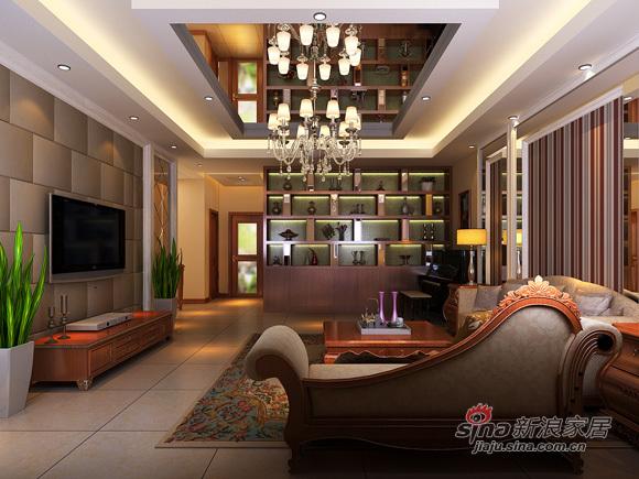 简约 别墅 客厅图片来自用户2557010253在6.8万超值打造230平别墅49的分享