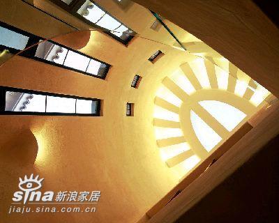 欧式 跃层 客厅图片来自用户2745758987在墨西哥风格装修88的分享