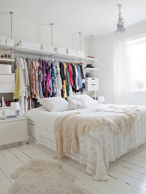 白色 卧室 北欧图片来自用户2737948467在可爱女生房的分享