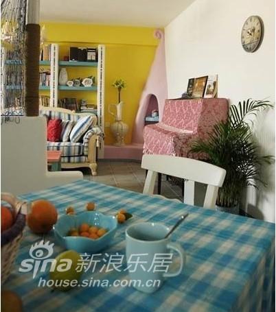 其他 一居 客厅图片来自用户2558746857在情人节礼物地中海唯美童话屋75的分享