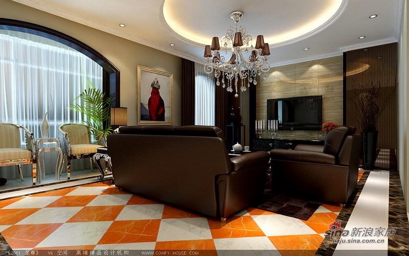 欧式 复式 客厅图片来自用户2746953981在我的专辑250968的分享