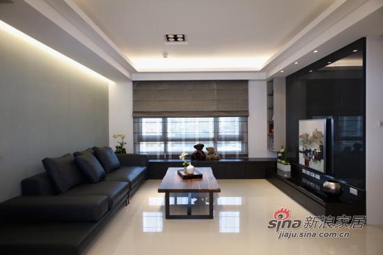 简约 三居 客厅图片来自用户2556216825在新好男人精心打造105平3房2厅60的分享