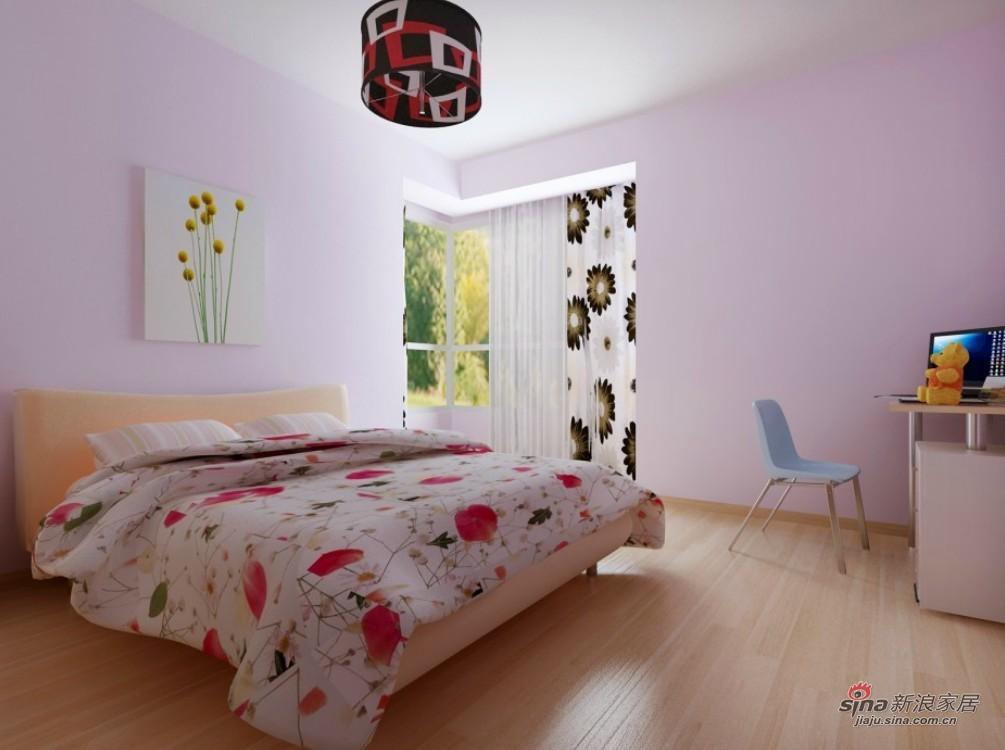 中式 二居 卧室图片来自用户1907696363在简约中式风格·打造不凡品味家居62的分享