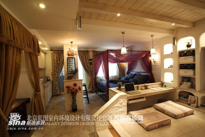 其他 一居 书房图片来自用户2737948467在小户型里的地中海风情12的分享