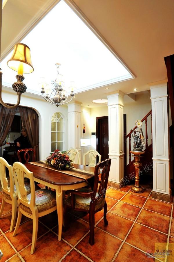【品界装饰】280平米别墅美式风格