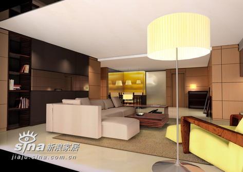 其他 四居 客厅图片来自用户2771736967在浑厚的现代22的分享