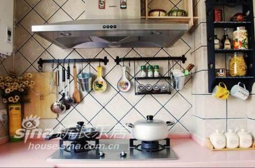 田园 二居 厨房图片来自用户2737791853在莫奈乡村Styie精美居室21的分享