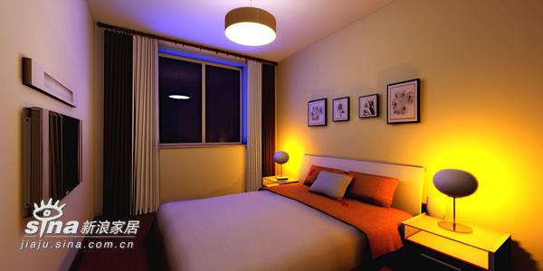 简约 二居 卧室图片来自用户2737735823在简约现代风格63的分享
