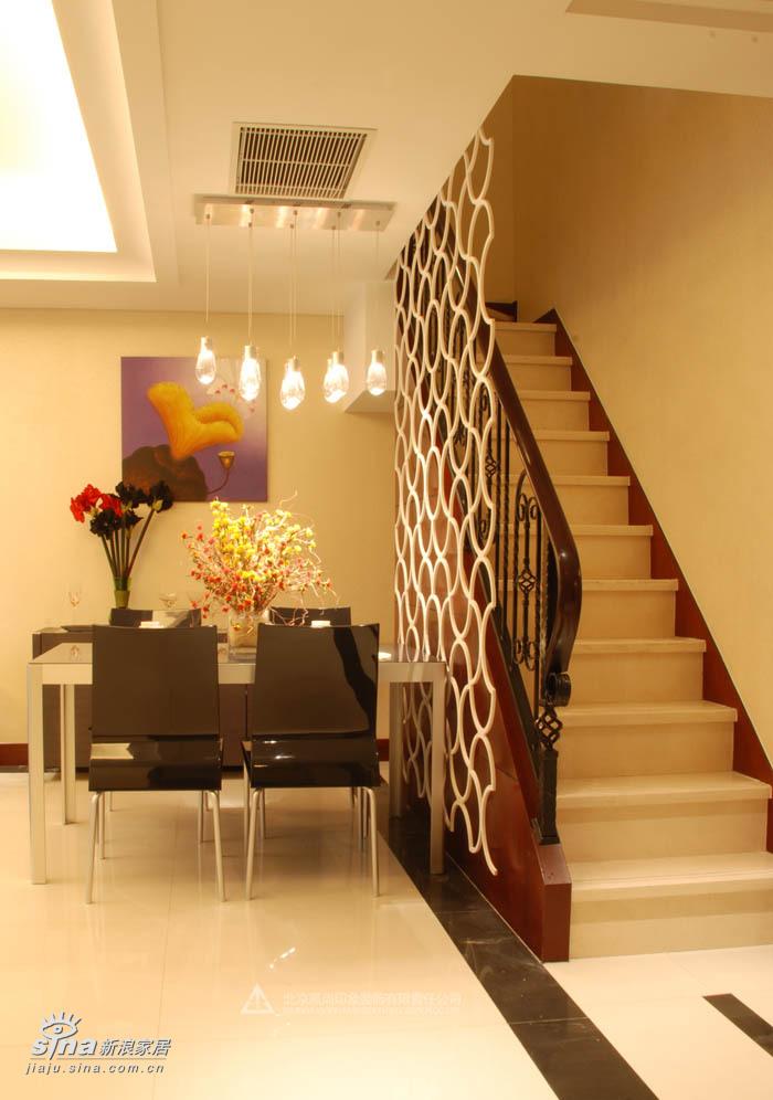 简约 复式 餐厅图片来自用户2737786973在简约印象 看售楼处如何装修14的分享