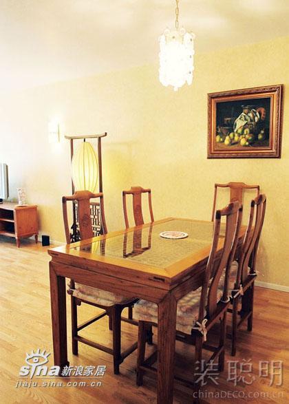 其他 二居 餐厅图片来自用户2737948467在温馨两居室 享受城市里的桃源生活177的分享