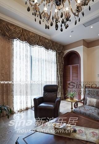 星杰国际设计舒适奢华美式家