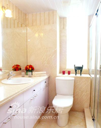 其他 二居 卫生间图片来自用户2771736967在铂金华府95平两房两厅美式风29的分享
