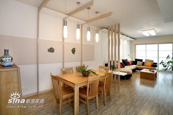 简约 二居 餐厅图片来自用户2558728947在望京29的分享