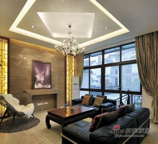 简约 四居 客厅图片来自用户2738093703在9.8万搞定200平简约时尚居79的分享