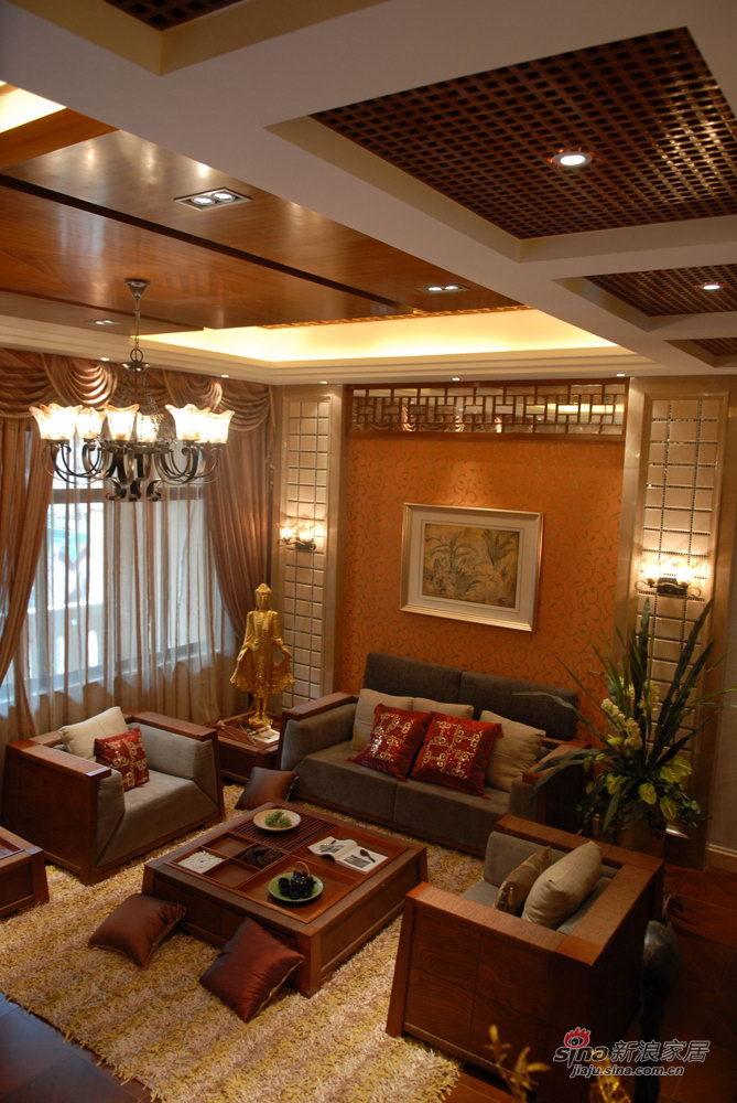 其他 别墅 客厅图片来自用户2558757937在168平东南亚风格别墅93的分享