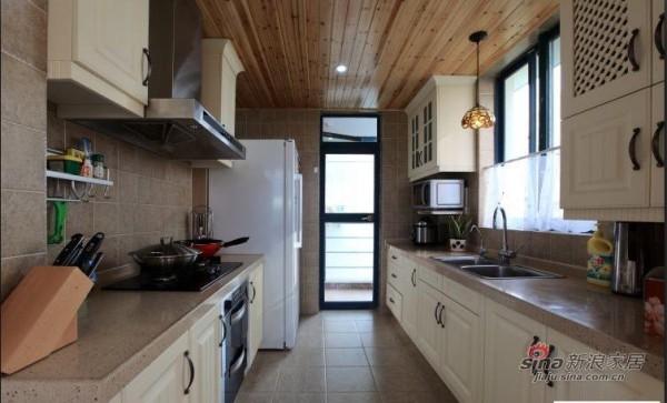 厨房欧式设计