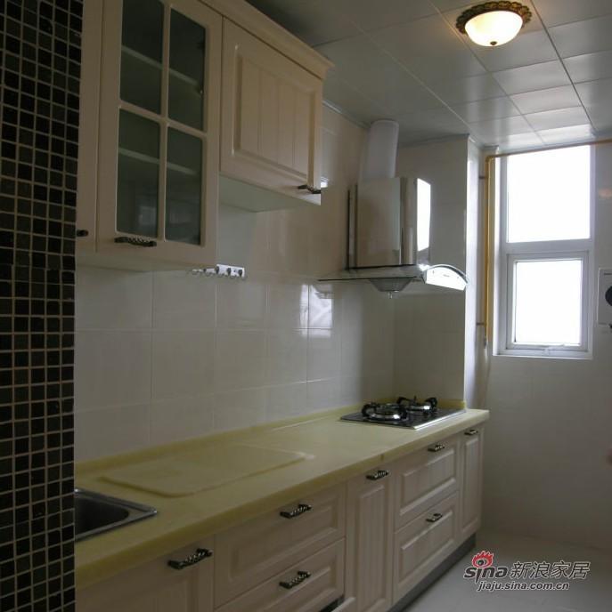 田园 二居 厨房图片来自用户2557006183在7万打造86平现代田园风格家29的分享