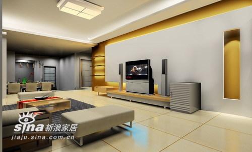 简约 三居 客厅图片来自用户2558728947在九重天3栋17楼35的分享