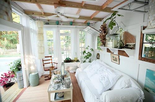 田园木质小屋