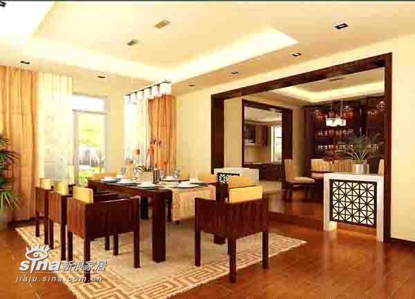 简约 别墅 餐厅图片来自用户2745807237在上海别墅166的分享