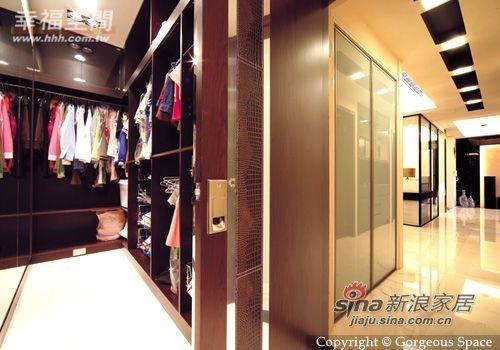 更衣室与储藏室