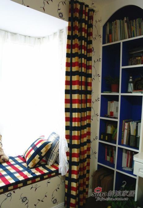 书房融合收纳一体化