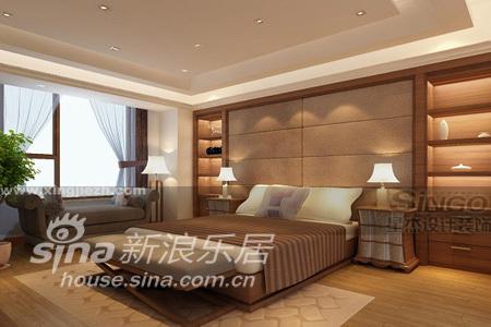 简约 二居 卧室图片来自用户2738093703在金汇豪庭16的分享