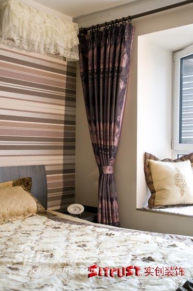 简约 二居 卧室图片来自用户2745807237在超现代简约样板间97的分享