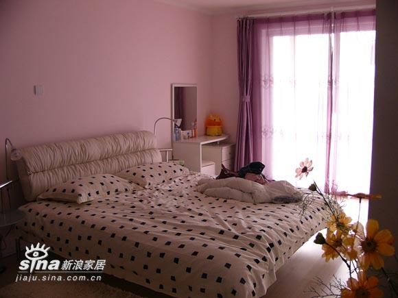 其他 三居 卧室图片来自用户2558757937在7万元装修135平米混搭风格三居31的分享