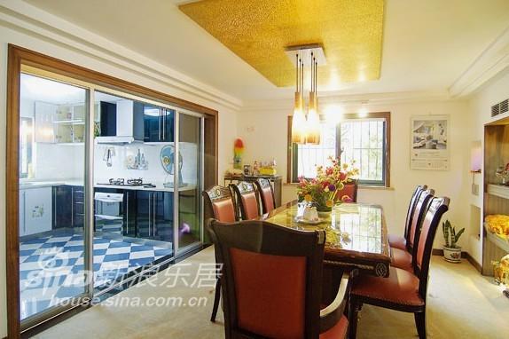 中式 别墅 客厅图片来自用户2737751153在万科蓝山别墅125的分享