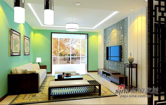 中式 二居 客厅图片来自用户1907661335在我的专辑226383的分享
