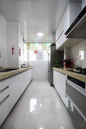 简约 二居 厨房图片来自用户2557010253在为80后打造98平米2居室幸福婚房94的分享