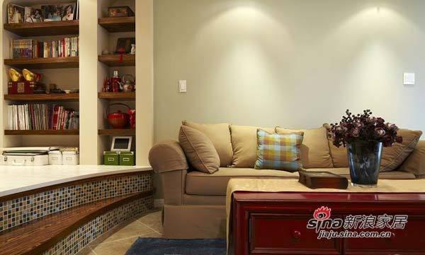 简单的沙发背景