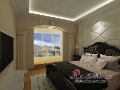 欧式 别墅 卧室图片来自用户2772856065在我的专辑716414的分享