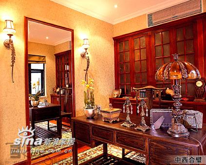 其他 别墅 书房图片来自用户2558746857在成都水岸府邸原乡连排別墅80的分享