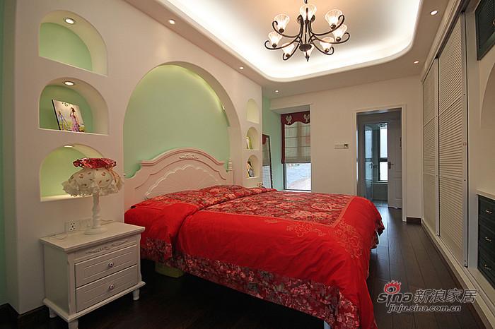 简约 一居 卧室图片来自用户2739081033在彩云之南热带风光简约小宅15的分享