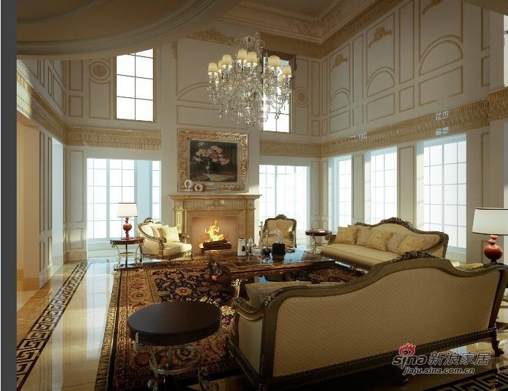 欧式 二居 客厅图片来自用户2746889121在欧式温馨简约爱家39的分享