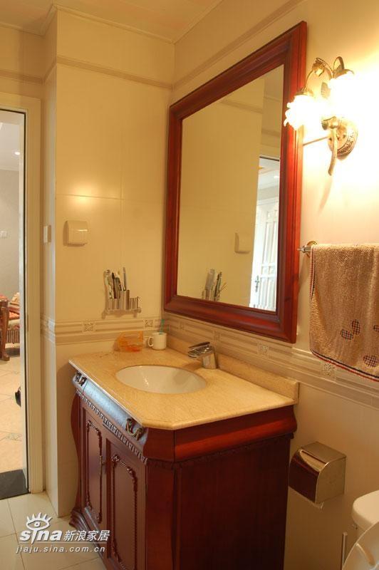 欧式 别墅 卫生间图片来自用户2746869241在美式乡村27的分享