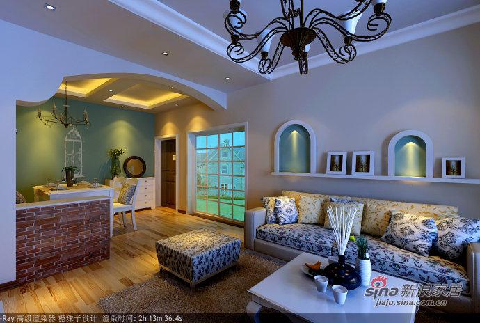 田园 三居 客厅图片来自用户2557006183在小白领8.7万装112平田园家89的分享