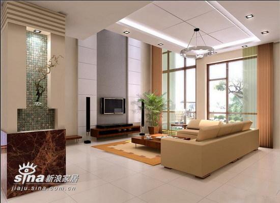 简约 别墅 客厅图片来自用户2739081033在实创装饰华远 静林湾96的分享