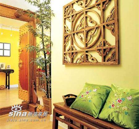 中式 四居 卧室图片来自wulijuan_16在中式家居布置精髓46的分享