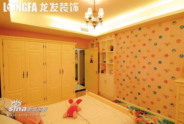 简约 三居 儿童房图片来自用户2739378857在一种风格 一种心情43的分享