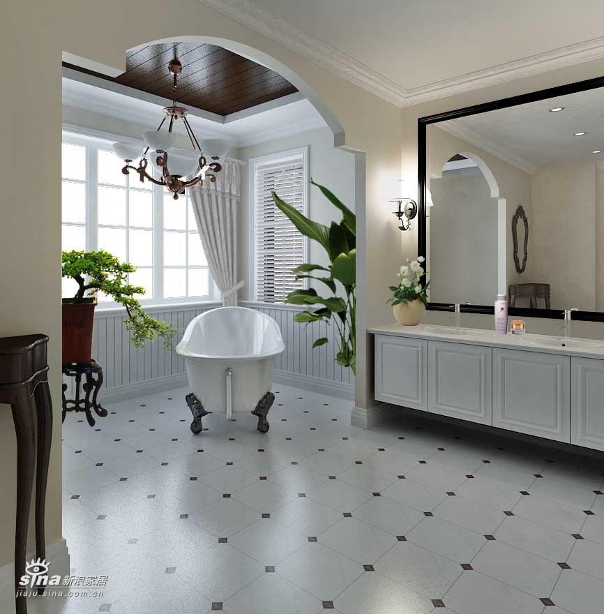 简约 三居 卫生间图片来自用户2739081033在魏玛设计师95的分享