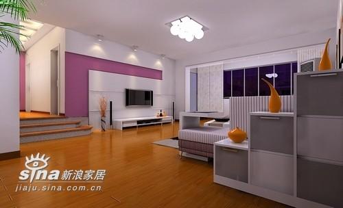 简约 三居 客厅图片来自用户2738093703在君蓓小区26的分享