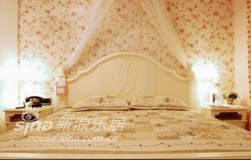 田园 二居 卧室图片来自用户2737791853在莫奈乡村Styie精美居室21的分享